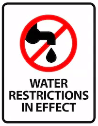 LEVEL 1 Water Restrictions